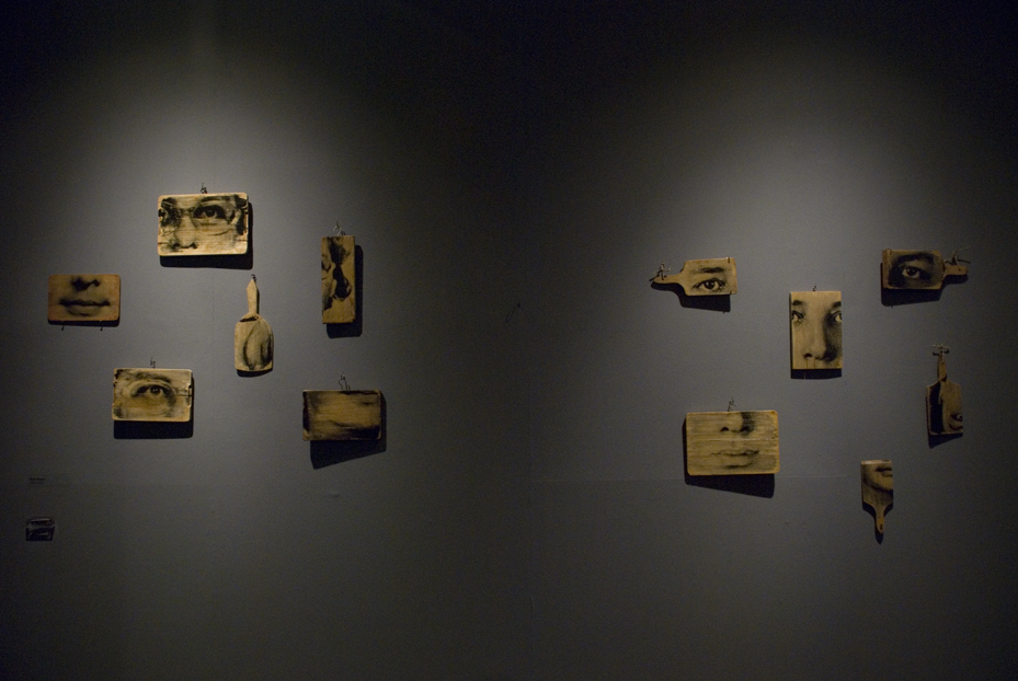 Exhibited in the Chinese Art Center in 2012